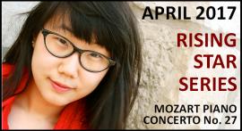 Mozart Piano Concerto No. 27 Tickets