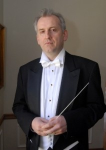 Drostan Hall, Music Director, Camerata Chicago