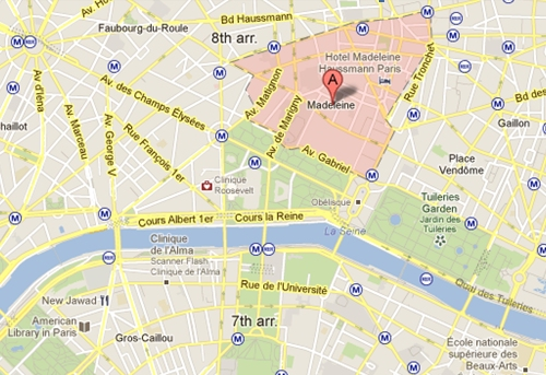 europeantour0203-paris-eglise-de-la-madeleine-map-500x343
