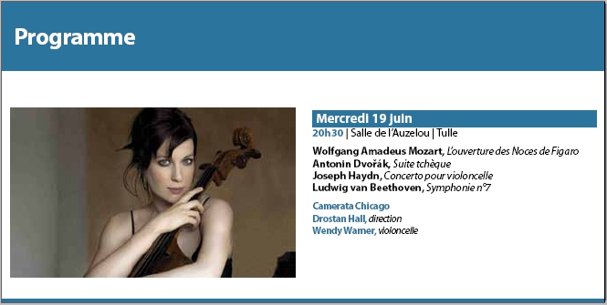 Click to download the full Festival de la Vézère 2013 programme