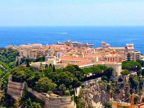 Monaco! By Aurelien Petillot